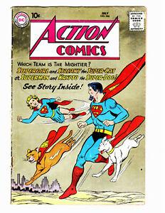 Action Comics #266 (1960--DC--GD?)  Superman, Supergirl, Krypto, & Streaky