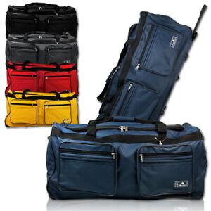 XXXL Trolleytasche Reisetasche Sporttrolley Reise Trolley Tasche Koffer 160L