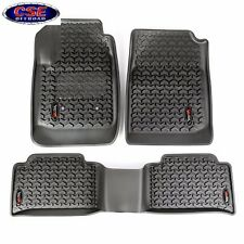 Floor Liner Kit Front & Rear for Chevrolet Colorado GMC Canyon 2015-16 82989.04