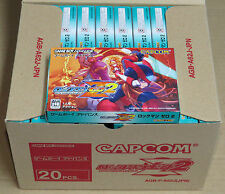Rockman Zero 2 Game Boy Advance Japan Megaman BRAND NEW 1 game from box of 20