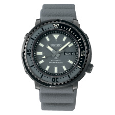 "Seiko Prospex Men's Urban Safari ""Elephant Grey"" Baby Tuna Watch SRPE31K1"