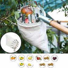 Gartengeräte Fruit Picker Head Metall Fruit Picking Tools Früchte Catcher  X