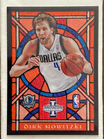 2012/13 PANINI INNOVATION STAINED GLASS DIRK NOWITZKI CASE HIT SSP MINT