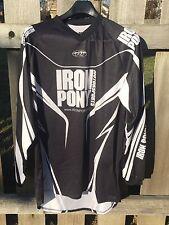 Iron Pony Columbus, Ohio Men's motorcycle racing shirt Medium
