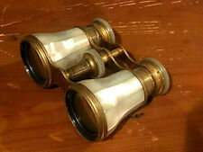 LEMAIRE 1892 Paris Mother of Pearl opera glasses very nice, inscribed