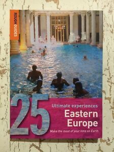 ROUGH GUIDES 25 Mini Series - Eastern Europe - 2007 PB G-COND Travel Reference