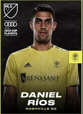 [DIGITAL CARD] Topps Kick - Daniel Rios - MLS 2020 Playoffs - Team Color