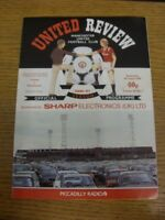 06/08/1986 Manchester United v Fluminense [Prince Of Wales Trust International C