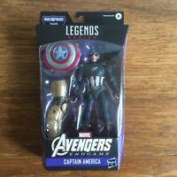Marvel Legends Series Avengers Endgame - Captain America Figure