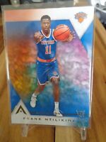 2017-18 PANINI ASCENSION FRANK NTILIKINA RC ! CARD No.108 KNICKS !