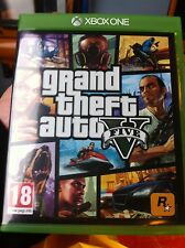 Grand Theft Auto V (5) (Microsoft Xbox One 2014) - UK Version Used with Manual