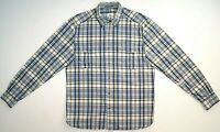 Men's Shirt Lacoste Devanlay F5182 Long Sleeve Pockets Cotton Multicolor Size 41