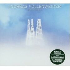 "ANDREAS VOLLENWEIDER ""WHITE WINDS""  CD NEW+"