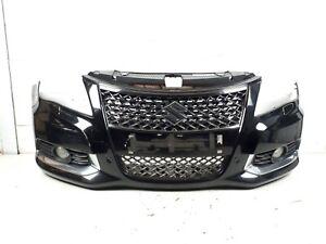 Suzuki Kizashi 2010-2015 Front Bumper In Black ZMV COMPLETE