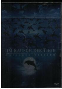 Luc Besson IM RAUSCH DER TIEFE Extended Version DVD Rosanna Arquette, Jean Reno