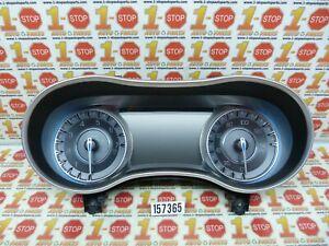 2015 15 CHRYSLER 300 MPH INSTRUMENT CLUSTER SPEEDOMETER 05091702AD 75K OEM