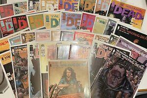 Image Comics THE WALKING DEAD 36 Issue Lot Kirkman & Adlard AMC Show 100 's Run