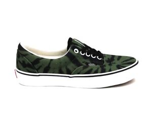 VANS Era Sneakers Green Black FRVIL1