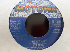 SYREETA Heavy day / I'm going left M1317F STEVIE WONDER