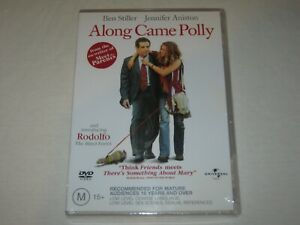 Along Came Polly - Ben Stiller - Brand New & Sealed - Region 4 - DVD
