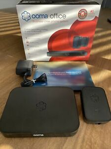 Ooma Office Business Class VOIP System