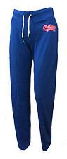 WOMENS Size 12 CHELSEA FC Tracksuit Jog Pants Trousers Football Bottoms Blue wo
