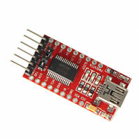 FT232RL 3.3V 5.5V FTDI USB to TTL Serial Adapter Module for Arduino Mini Port #D