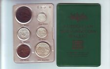 1942 Pre Decimal Coin Year Set in BP Oil Wallet Birthday Baby Birth Year  Q-105