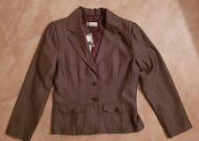 BNWT Hot Options Woven Herringbone Jacket!! Size 10!! Rrp $69!!