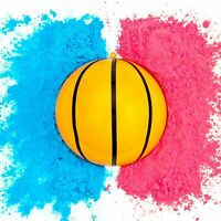 Gender Reveal Basketball | Blue and Pink Powder Kit | Gender Reveal Party