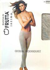 LEGGINS DONNA FRUTTA ART. 2020 IN COTONE ELASTICIZZATO FITNESS PALESTRA S-M-L-
