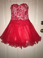 Short Dress Cocktail- Bridesmaid- Evening Mini Dress