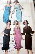 LOVELY VTG 1960s DRESS Sewing Pattern 14/34