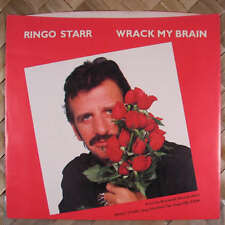 Beatles Ringo Starr Wrack my Brain Mint 45 & P/S
