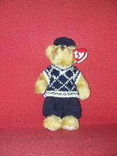 "GOLFER BEAR, Ty Attic Treasures Collection, ""Mulligan"""