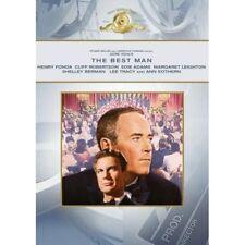 The Best Man DVD Henry Fonda Cliff Robertson Edie Adams