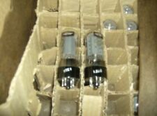 NOS new matched quad of 6L6GC vacuum tubes +RCA 5U4GB