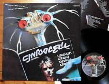 Roger Taylor - Fun in Space GER / UK / NL 1981 + OIS - EMI 1C 064 QUEEN TOP Mint
