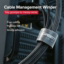 Cable Organizer Wire Winder Clip Earphone Holder Mouse Cord Protector HDMI iPhon