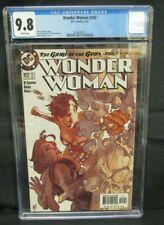 Wonder Woman #192 (2003) Adam Hughes Cover DC CGC 9.8 X980