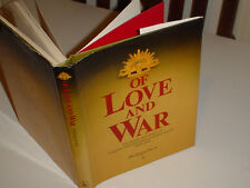 OF LOVE AND WAR * HBDJ * LETTERS & DIARIES OF CAPT ADRIAN CURLEWIS 1939-1945 POW