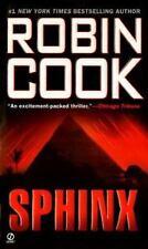 Sphinx, Robin Cook, 0451159497, Book, Acceptable