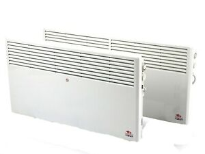 Panel Heater Electric Convection Heater Wall Mount - New