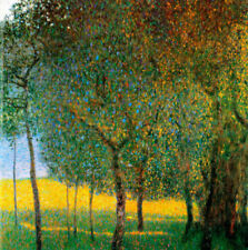 Gustav Klimt Reproduction Landscape Art Prints