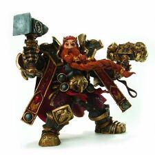 World of Warcraft: Series 6: Dwarven King: Magni Bronzebeard Action Figure Model