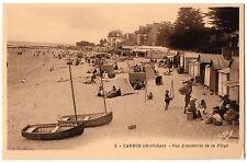 CPA 56 - LARMOR (Morbihan) - 3. Vue d'ensemble de la Plage