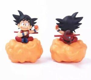 Figurine dragon ball  SON GOKU  10cm ou Dragon Shenron 10cm