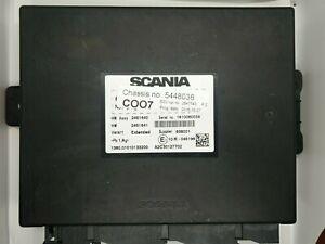 RE-NEW SCANIA COO7 COORDINATOR 7 ENGINE CONTROL UNIT ECU 5448038 Extended