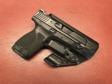 Crazy Eyes Holsters M&P 2.0 Compact Iwb , Aiwb Leather Look Kydex Holster