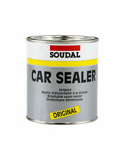 SOUDAL BRUSH ON CAR SEAM SEALER GREY 1KG - FREE NEXT DAY